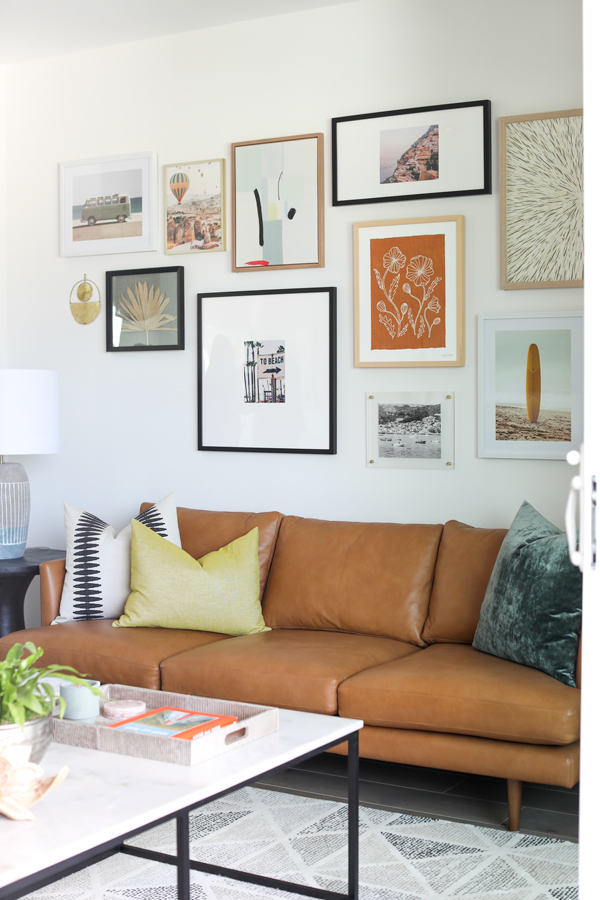 Bright + Airy Rooms