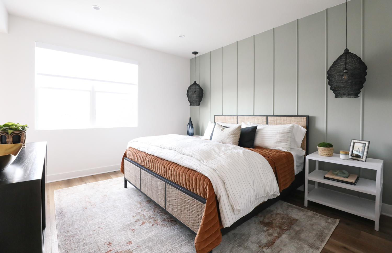 Residence 3X Primary Bedroom