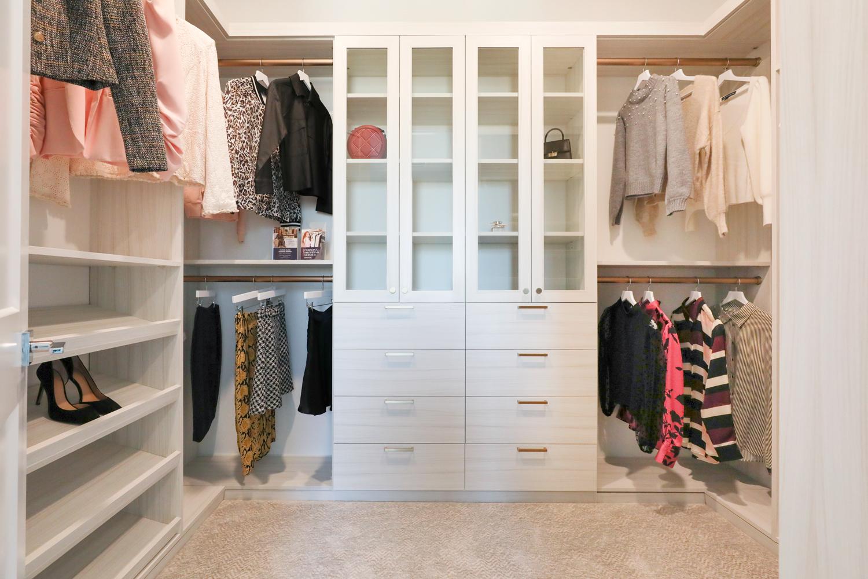 Residence 1X Primary Closet